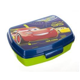 BANQUET Box svačinový CARS 3, 17x12 cm