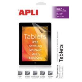 APLI Ochranná fólie na dotykové displeje, 21x29,7 cm,