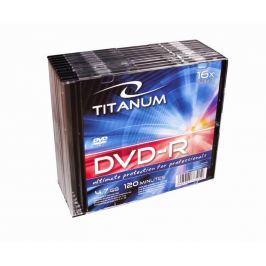 Esperanza Titanum DVD-R [ slim jewel case 10 | 4.7GB | 16x ]