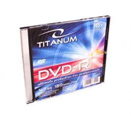 Esperanza Titanum DVD-R [ slim jewel case 1 | 4.7GB | 16x ] - karton 200 ks