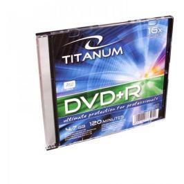 Esperanza Titanum DVD+R [ slim jewel case 1 | 4.7GB | 16x ] - karton 200 ks