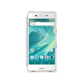 Sony SCR56 Style Cover Touch Xperia X Perfor,White