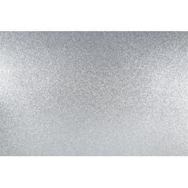 APLI Pěnová guma Eva sheets, stříbrná, třpytivá, 400x600 mm,