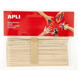APLI Špejle, dřevěné,  Creative