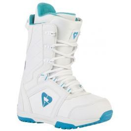 Gravity Dámské snowboardové boty  Aura 15/16, 37, Bílá