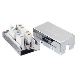 Equip spojka pro síťový kabel cat.6, stíněná