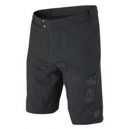 Etape Volné kalhoty  Freeride, L, Černá