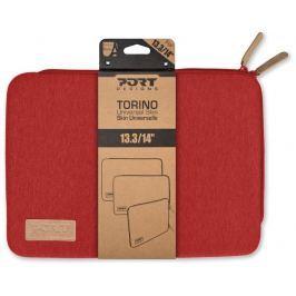 """PORT Designs Pouzdro   TORINO na 13,3/14"""" notebook, červené"""
