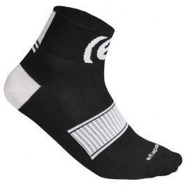 Etape Ponožky  SOX, S (35-39), Černá/červená
