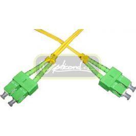 Opticord OPTIX SC/APC-SC optický patch cord 09/125 2m
