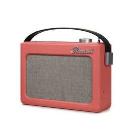 Nepřiřazeno Radiopřijímače RICATECH PR78 Emmeline Salmon Pink
