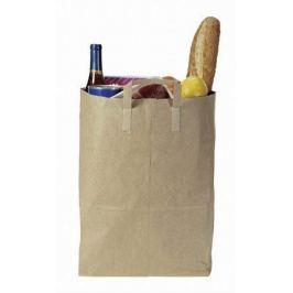 NO NAME Papírová taška s uchem, hnědá, 32x17x43 cm