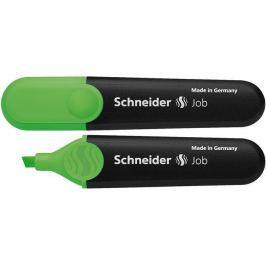 SCHNEIDER Zvýrazňovač Job 150, zelená, 1-5mm,