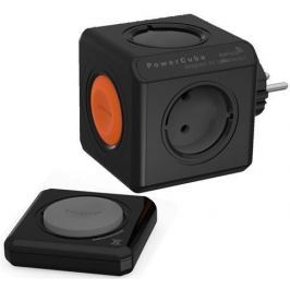 ALLOCACOC Rozbočovač PowerCube Original Remote, set s dálkovým ovladačem, černá, s tlačítk