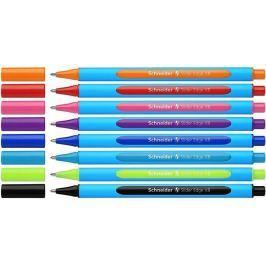 SCHNEIDER Kuličkové pero Slider Edge XB, různé barvy, 0,7 mm, s víčkem,