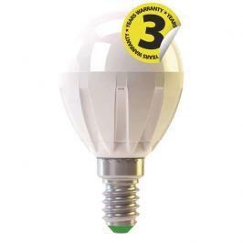 Emos LED žárovka MINI GLOBE, 6W/38W E14, NW neutrální bílá, 440 lm, Premium A+