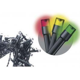 Emos 120 LED řetěz, 12m, multicolor, časovač