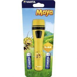Varta Svítilna Včelka Mája, 2xAA, LED, žlutá