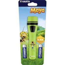 Varta Svítilna Včelka Mája, 2xAA, LED, zelená,