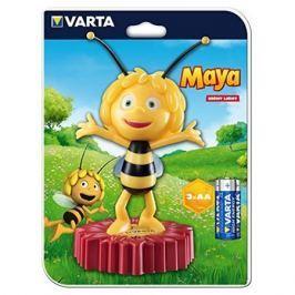 Varta Svítilna Včelka Mája, 3xAA, LED, noční světlo,
