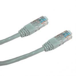 Datacom Patch cord UTP CAT5E 20m šedý