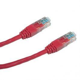 Datacom Patch kabel UTP CAT6 5m červený