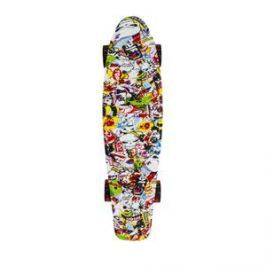 Nils PENNYBOARD MULTICOLOR  EXTREME