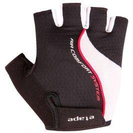 Etape Pánské rukavice  DRIFT, L, Černá / bílá