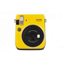 FujiFilm Fotoaparát  Instax mini 70 Canary Yellow