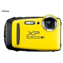 FujiFilm Digitální fotoaparát  XP130 Yellow