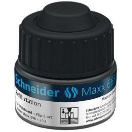 SCHNEIDER Náplň 665 do popisovače Maxx 290 and 293 na bílou tabuli a flipchart, černá, S