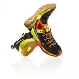 Salming Sálová obuv  Kobra Men, 13, Černá/oranžová