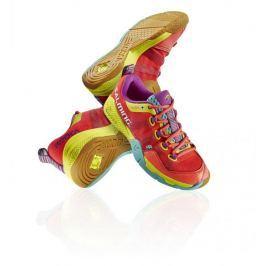 Salming Sálová obuv  Kobra Women, 3,5, růžová/tyrkysová