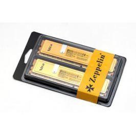 Evolveo DDR III 16GB 1333MHz (KIT 2x8GB) Zeppelin GOLD (s chladičem,box),CL9 - t