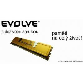 Evolveo Zeppelin DDR III 16GB 1600 MHz KIT 2x8GB CL11, GOLD, box, doživotní záru