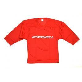 Hejduksport Dres Winnwell SR D, L / XL, Červená
