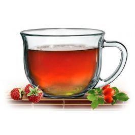 NO NAME Hrnek na čaj TeaTime Big, skleněný, 480 ml