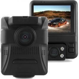 """CEL-TEC E20 Dual GPS - duální palubní kamera do auta 1080p, microSDXC, 2.4"""" LCD,"""