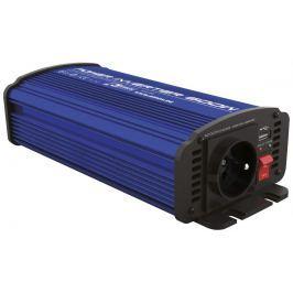 EMOS Měnič napětí do auta 12V/230V, 600W, USB 2100mA