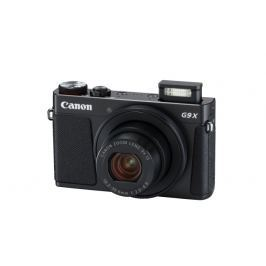 Canon PowerShot G9 X Mark II Black - 20MP, 3x zoom, 28-84mm