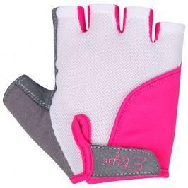 Etape Dětské rukavice Etapy TOBI, 11-12, Bílá/růžová