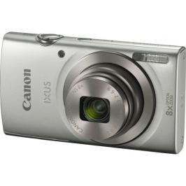 Canon Fotoaparát  IXUS 185 + orig.pouzdro + 8GB SD karta, stříbrný