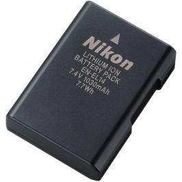 Nikon akumulátor EN-EL14a  baterie pro D5300/D5100