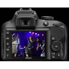 Nikon D3400 + AF-P 18-55 - Black
