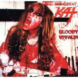 CD Great Kat : Bloody Vivaldi