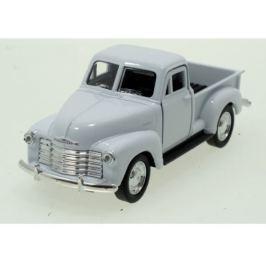 Welly - Chevrolet 3100 Pick Up (1953) model 1:34 bílý