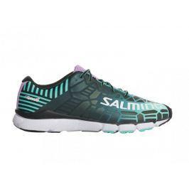 Salming Dámské boty  Speed 6 Women Green, 3,5 UK - 36 EUR