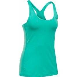 Under Armour Dámské tílko  HG Armour Racer Tank Green, L