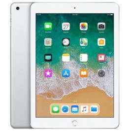 "Apple Dotykový tablet  iPad (2018) Wi-Fi 128 GB - Silver 9.7"", 128 GB, WF, BT, iO"