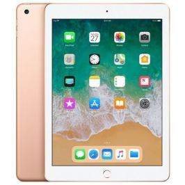 "Apple Dotykový tablet  iPad (2018) Wi-Fi 128 GB - Gold 9.7"", 128 GB, WF, BT, iOS"